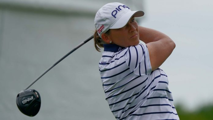 Don't mess with Texas or Angela Stanford |  LPGA