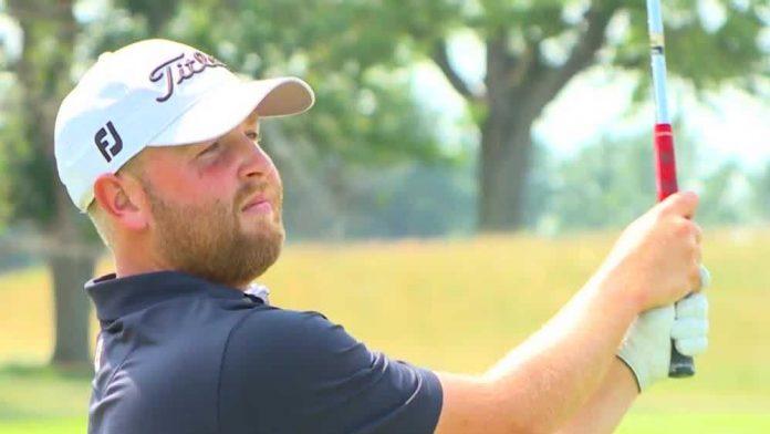 ISU golfer plays his first PGA tour event.