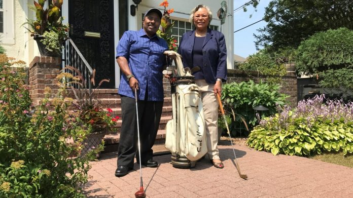 Hiawatha clubhouse renamed for golfing great