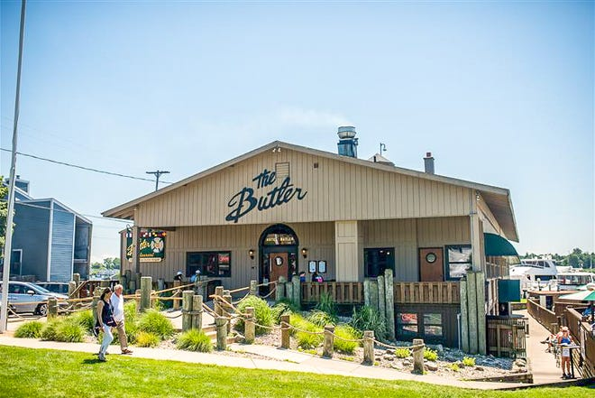 The Saugatuck butler was bought by the RedWater Restaurant Group.  The restaurant, one of the oldest in the area, has been in the same family for six decades.