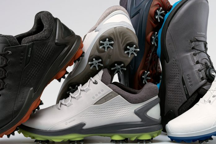Ecco golf shoes: why I can't take them off