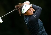 Emma Talley of The USA on the 6th hole during Day Three of The ISPS HANDA World Invitational