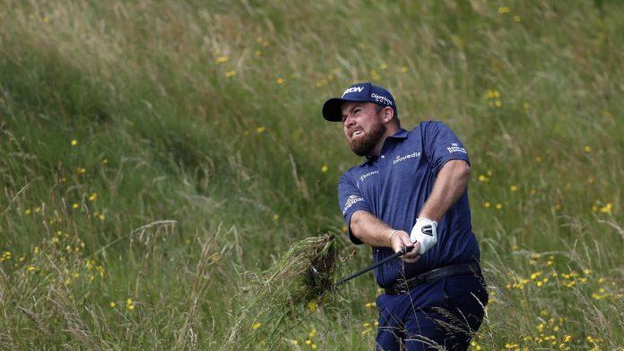 Lowry complains about bad driving at Open