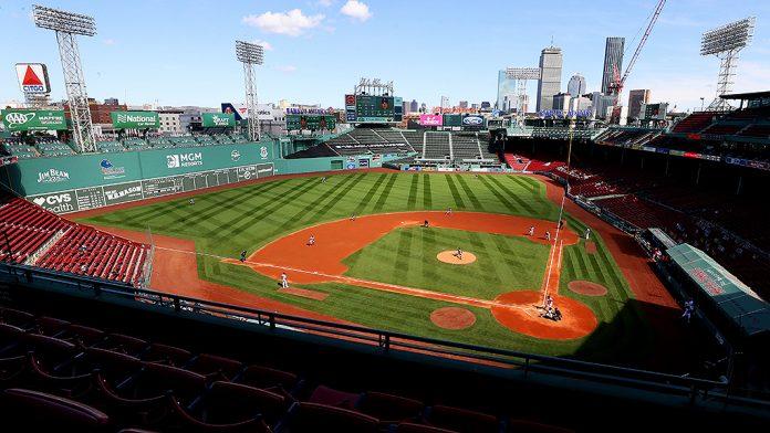 Fenway Park will host Topgolf Live Stadium Tour in November - CBS Boston