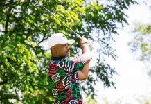 Meet Houston White, who is using golf to spark conversation and change