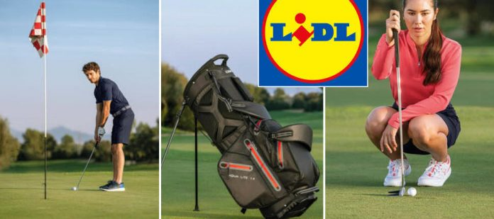 Lidl is launching a new golf range - yes, really!