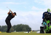 Why not go to the driving range when you are playing well