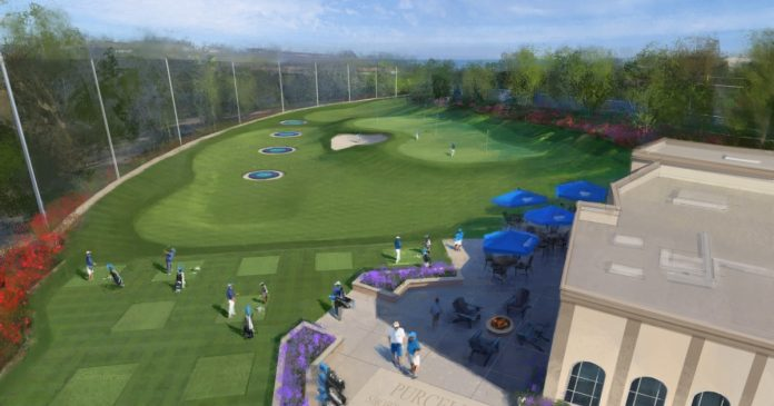 Phil Mickelson plans new campus practice facility for the USD golf team