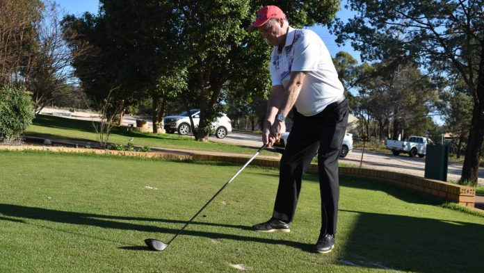 Bradley Wright starts as a pro at Griffith Golf Club |  News from the region