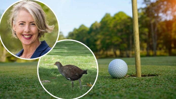 Rosalie Woodruff calls on DPIPWE after 5000 animals were killed by golf clubs    The Examiner