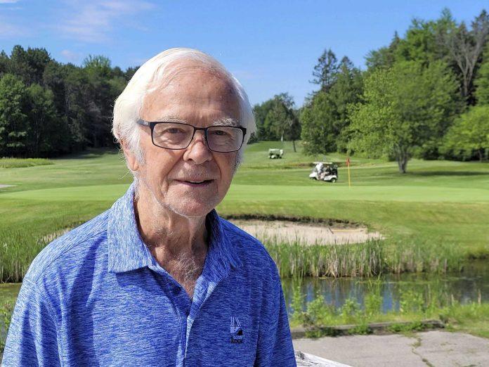 Spotlight on Ed Clark of Sandy Ridge Golf Course