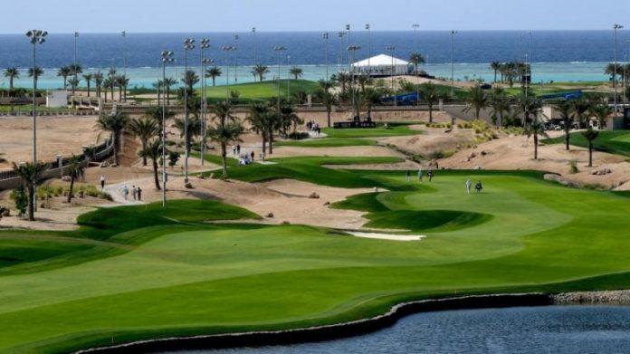 Saudi International, the decision of PGA Tour