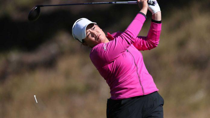 Jasmine Suwannapura excels again in Highland Meadows |  LPGA