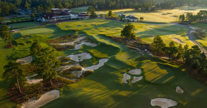 North Carolina, a vacation on a golfer's bucket list
