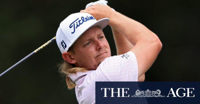 Australian golfer Cameron Smith sets the US PGA tour record during a breathtaking round