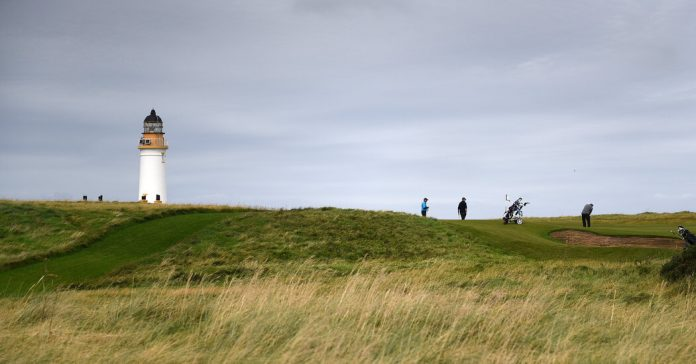 Scottish group seeks source of Trump funds for golf courses