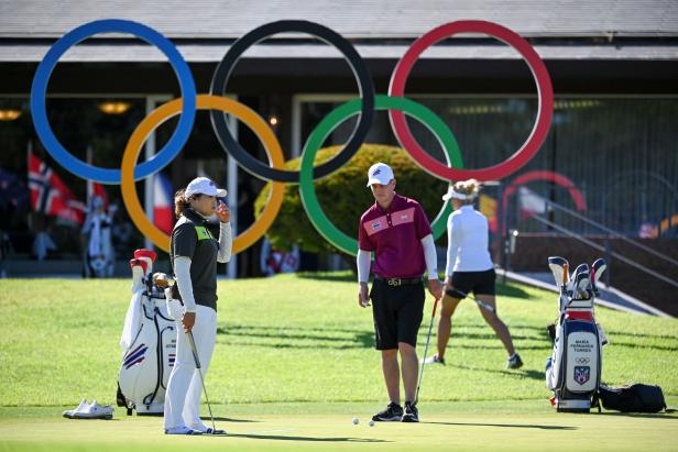 Golf at the Olympics was already a win for women's golf, LPGA |  Golf news and tour information