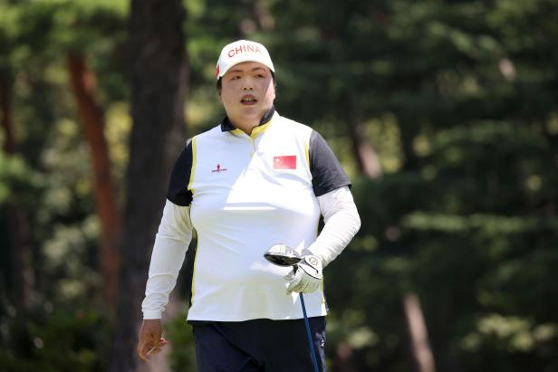 Shanshan Feng, ten-time LPGA winner with three top five in 2021, continues to contemplate retirement |  Golf news and tour information