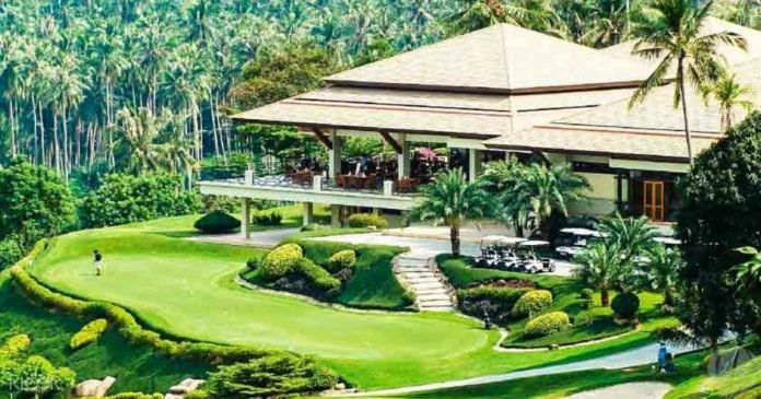 Thailand's top 7 golf resorts