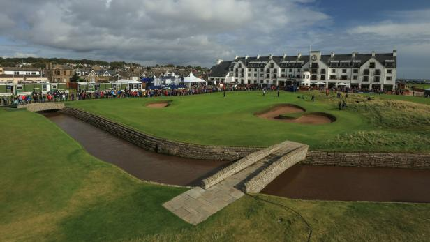 Behind the scenes as the R&A Carnoustie sets up for the AIG Women's Open    Golf news and tour information