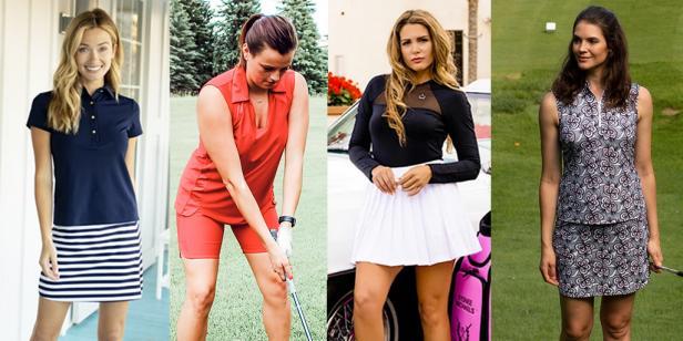 Women's golf apparel is the focus of the Las Vegas PGA Show |  Golf equipment: clubs, balls, bags