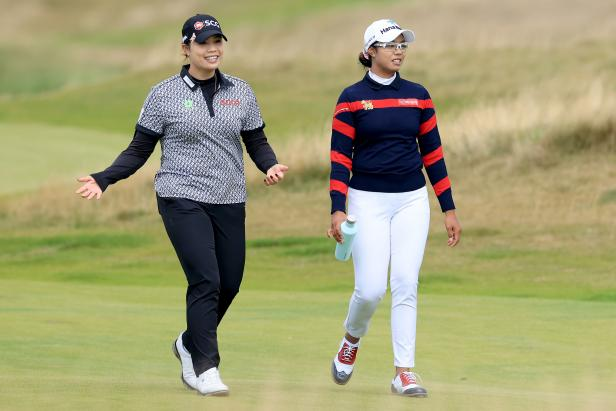 Move over South Korea.  The next wave of international top female golfers comes from here |  Golf news and tour information