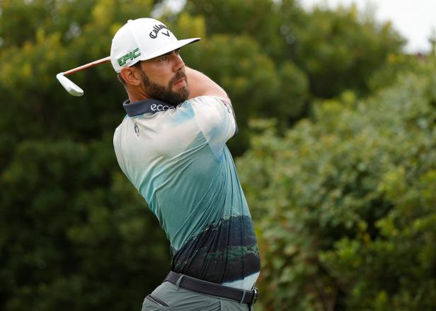 How Erik van Rooyen recovered from his embarrassing fit of anger at the PGA Championship |  Golf news and tour information