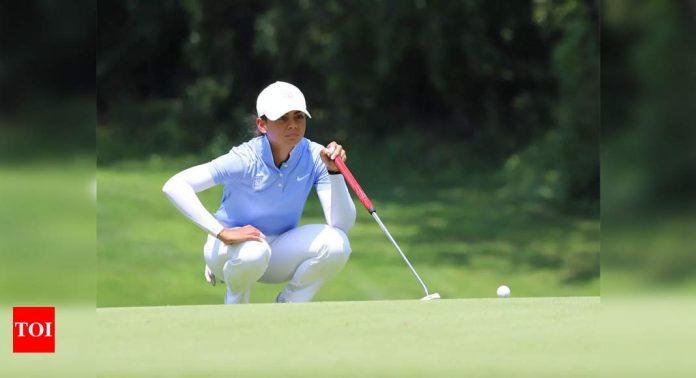 Nishtha Madan is late, but remains in the top 20 LPGA Q-School    Golf news