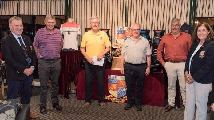 Headfort Quartet wins first prize