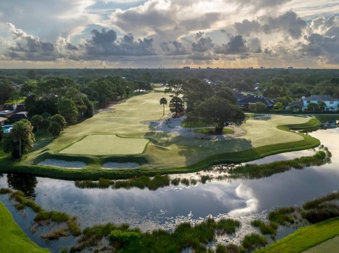 """PGA National's """"The Match"""" course without Rough and Choose Your Own Adventure Tee Complexes opens"""