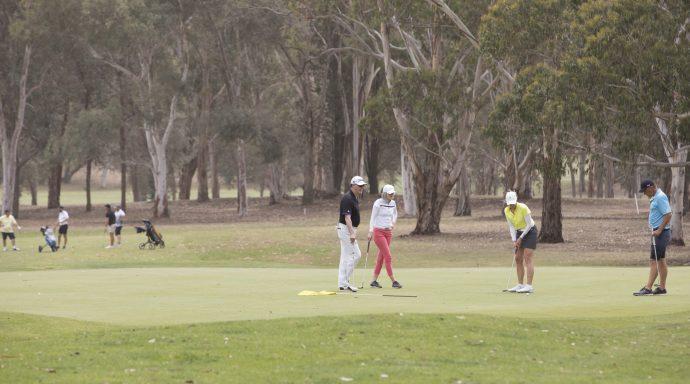 Garran, Hughes residents are still battling the golf club's development plans