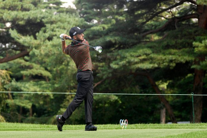How Abraham Ancer made it to the PGA Tour of Mexico without professional coaching