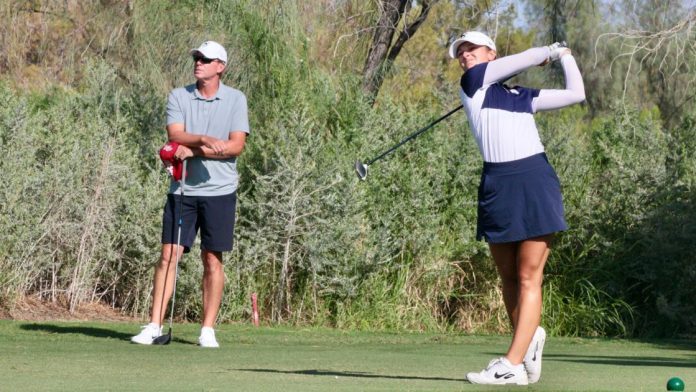 Madison's Bobbi Stricker stays cool in the face of adversity, joins former Badgers teammate Tess Hackworthy in surviving cut at LPGA Q-School | Women's Professional