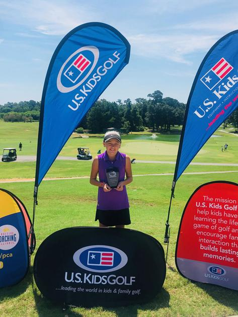 Local golfer achieves top 10 placement at world tournament |  Sports