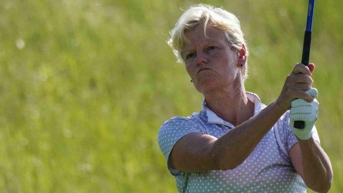 2017 Champion Trish Johnson in Familiar Place on the way to Sunday |  LPGA