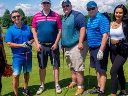 New Westminsters Rotary 25th Annual Pot of Gold Charity Golf Tournament - BC