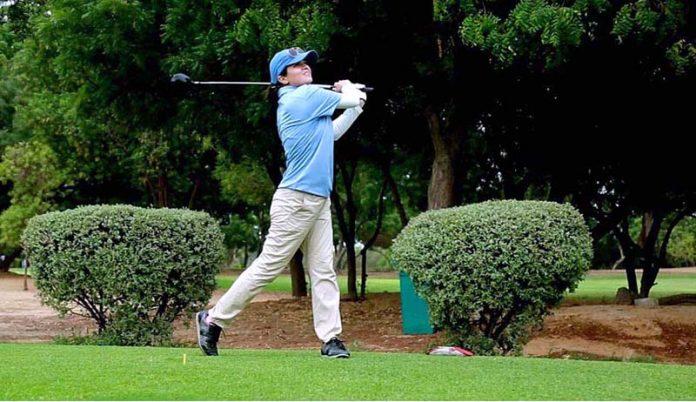 Lahore Garrison Golf Team leads in 2nd PGA Inter Club Golf at PAF Golf Club