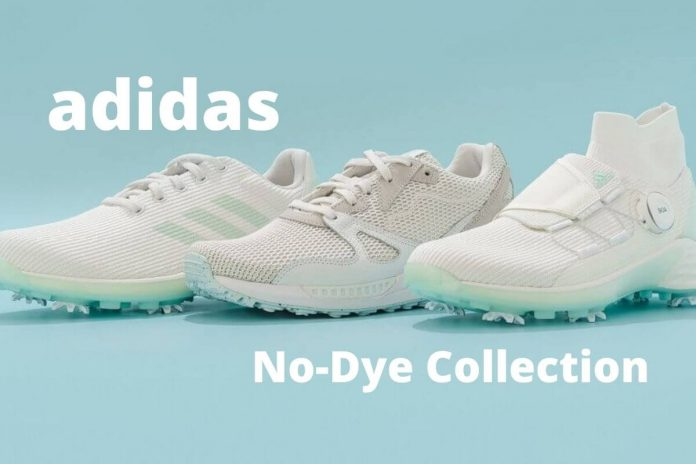 adidas Golf releases the no-dye collection