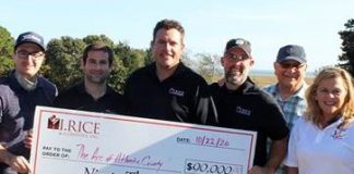 The Arc of Atlantic County Pro-Am golf tournament returns this fall