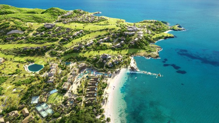 Saint Lucia is making a name for itself as a Caribbean real estate (and golf) force