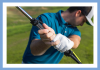 Master your golf swing with this golf training aid for $ 55