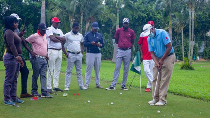 Digital Golf Training Will Advance Nigeria's Golf Development, Says Mpoh |  The Guardian Nigeria News