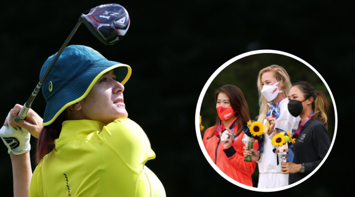 Round 4    Green refused when Korda wins gold    PGA of Australia