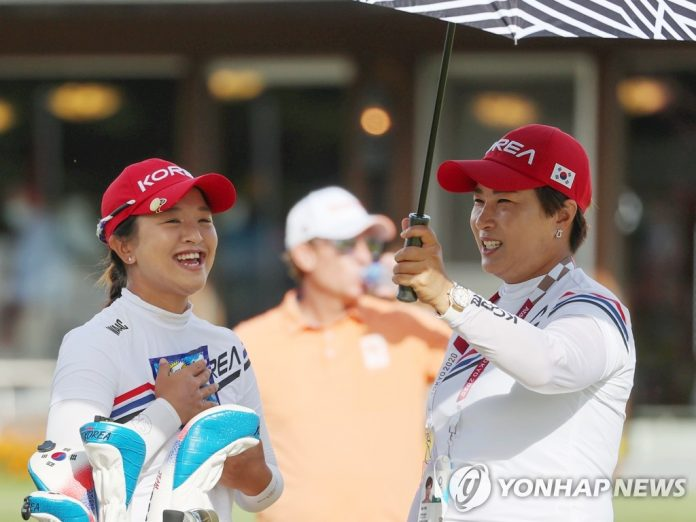 (Olympics) 'Exhausted' after 2nd Olympic coaching stint, LPGA legend Pak Se-ri not ruling out 3rd
