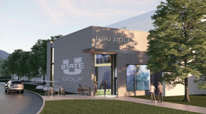 Utah State Athletics Announces Lead Gift For New Golf Training Facility - Cache Valley Daily