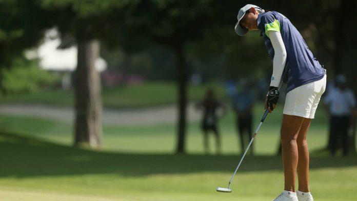 Aditi Ashok honored and surprised by India's Olympic response    LPGA