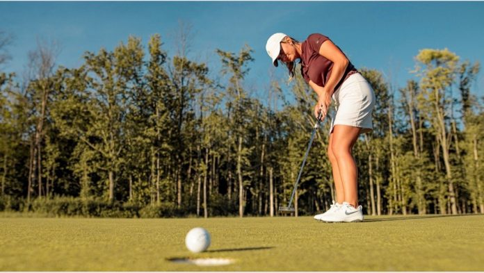 Lancaster's Chelsea Dantonio working to become first WNYer in a generation on LPGA Tour