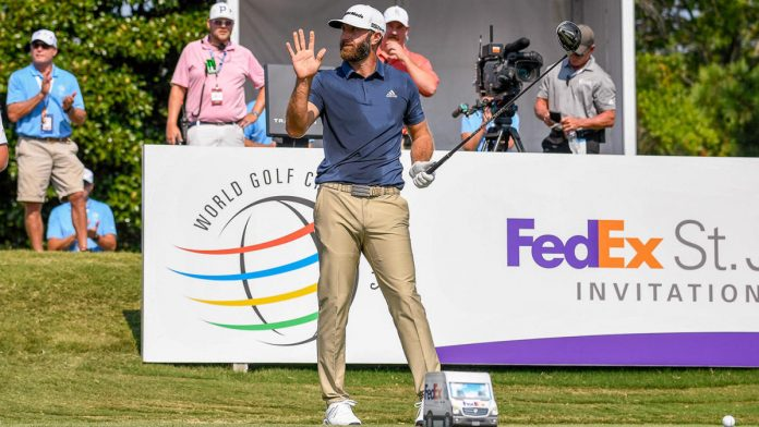 2021 WGC-St.  Jude Invitational Leaderboard: Live Coverage, Golf Results, PGA Tour Today Round 2