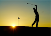 12 celebrities who are very good at golf and the clubs, balls, and equipment that they use