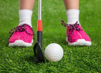 Oahu Golf Apparel helps children improve their handicap